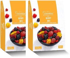 Gourmia Berry mix 400 gm