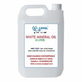 LOYAL WHITE MINERAL OIL (5 LITER)