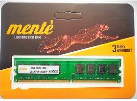 MENTE RAM 2GB DDR3