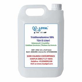 Loyal Triethanolamine 99 (5 Liter)