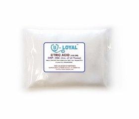 Loyal Citric Acid/Lemon Crystal (100 GM)