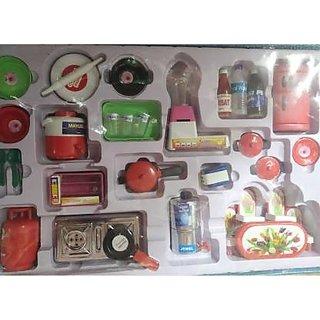 Universal  Super kitchen set plastic