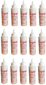 Loyal Premium Ultrasonic Gel 250 ml for USG/ECG/Physiotherapy (Pack of 15)