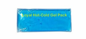 Loyal Reusable Hot-Cold Gel Pack (Microwave Or Freeze) 4 Pecs
