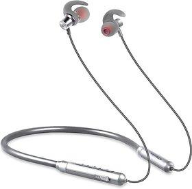 Portronics Harmonics X Bluetooth Headset (Grey, In the Ear)