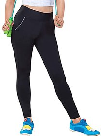 Women's Activewear Workout Leggings With Pocket