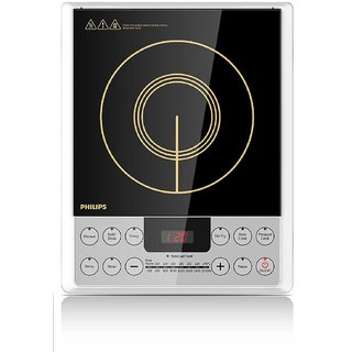 Philips HD4929/01 Induction Cooktop  (Black, Push Button)