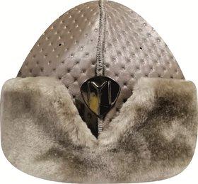 Ertugrul Ghazi Cap ( Grey ) Winter, Mens