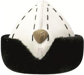 Ertugrul Ghazi Cap , One Mask Free ( White  Black ) Winter