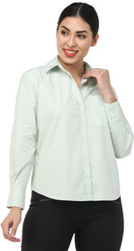 Addiox Cotton Formal Solid Shirt