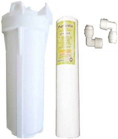 Earth RO systems service kit pp spun filter and bowlset for water purifier