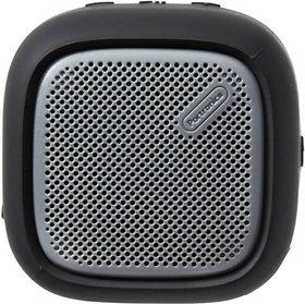 Portronics POR-939 Bounce Portable Bluetooth Speaker with FM (Black) 5 W Bluetooth  Speaker (Black, Stereo Channel)