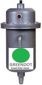 Greendot Lonik instant water geyser, water heater - GC-6030