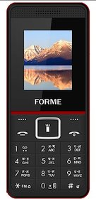 Forme D10 (Black & Red)