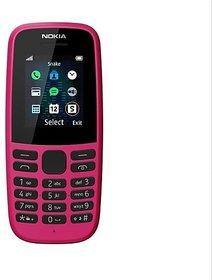 Nokia 105 SS  Pink