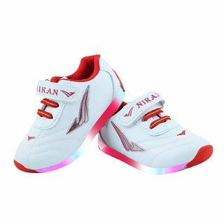 AFFIX  ENTERPRISES led Unisex-Child Light Shoes
