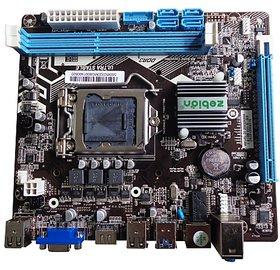 ZEBION H55 MOTHERBOARD Motherboard
