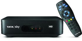 TATAsky HD Box - Hindi Starter HD Pack