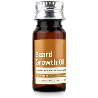 Ustra  Beard Growth Oil - 35 ml Pack of 1