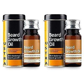 BEARD GROWTH OIL (pack of 2)
