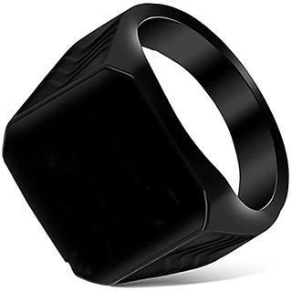 Alanswiss Stylish Royal Men Ring For Men's