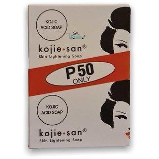 Kojiesan Kojic Acid Skin Whitening and Lightening Soap 2 bars  (65 g)