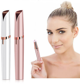 Portable Safe battery Operated Painless Electric Eyebrow Trimmer for Men  Women