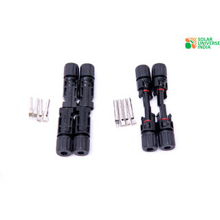 SUI Mc4 Connector for Solar Panels, Male  Female Pair