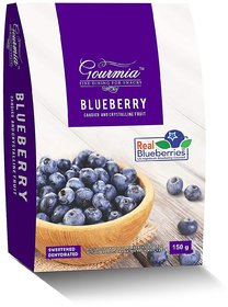 Gourmia Dried Blueberry 900 gm