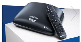 Tata Sky Android 4K Binge+ Set Up Box with 1 Month Pack