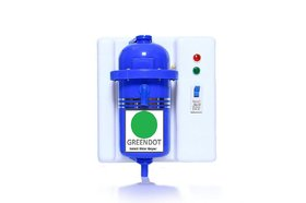 greendot Instant Water Geyser Heater with inbuilt MCB for extra safety GC-MCB-1050