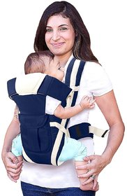 Elegant Baby Carrier with 4 carry positions, for 6 to 24 months baby, Max weight Up to 15 Kgs