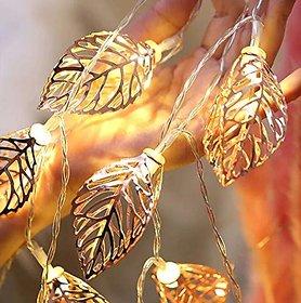 METTSTONE 160 inch Gold Rice Lights (leaf type)