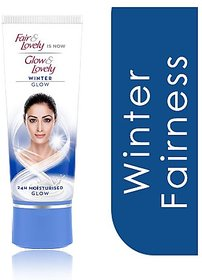 GLOW AND LOVELY WINTER GLOW FACE CREAM 50G (PACK OF 2)