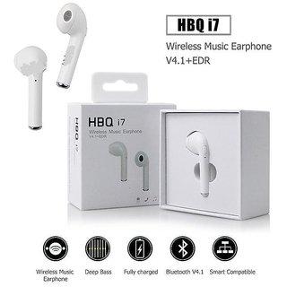 Yash HR Bluetooth Earphones, Single Earpiece Bluetooth Headphones Wireless with mic for Mobile