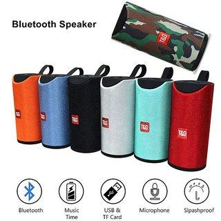 TG 113 Stereo Bluetooth Aux Wireless Speaker