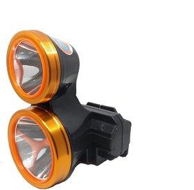 Mettstone L777 Rechargeable Powerfull Duel Light 40Watt+35Watt Torch Emergency Light Torch  (Multicolor  Rechargeable)