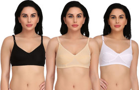 Stylish Bra for Girls and Women Pack of 3