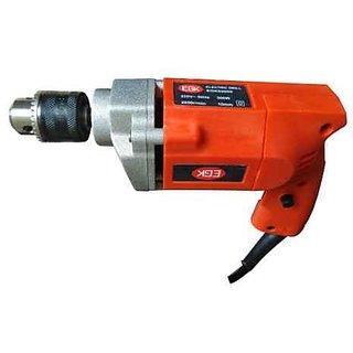EGK 10mm 300W 2600rpm Red Electric Drill Machine, EGK82009