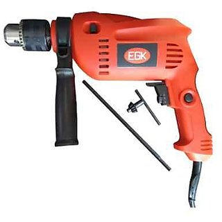EGK 13mm 650W 2900rpm Red Reversible Impact Drill Machine, EGK82033