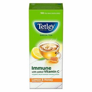 Tetley Green Tea - Pure  Original, 100 tea bags (1.3g each