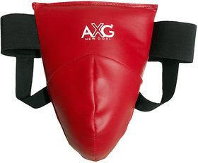AXG Groin Guard For Taekwondo Boxing MMA Karate Taekwondo Kickboxing Muay Thai