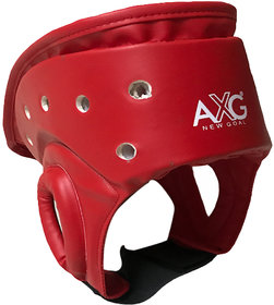 AXG Taekwondo Karate Kick-Boxing Head Guard