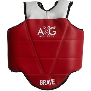 AXG Brave 2 Sided Colored Chest Guard