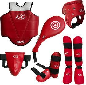 AXGKarate Taekwondo Muay Thai Kick Kickboxing MMA Kit