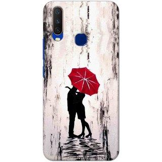 Digimate Latest Design High Quality Printed Designer Soft TPU Back Case Cover For Vivo Y12i - 0980
