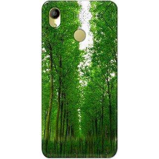Digimate Latest Design High Quality Printed Designer Soft TPU Back Case Cover For Mobiistar C2 - 0132