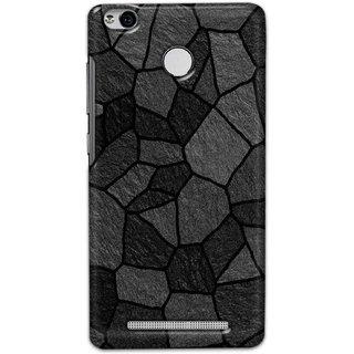 Digimate Latest Design High Quality Printed Designer Soft TPU Back Case Cover For Mi 3s Prime - 3050