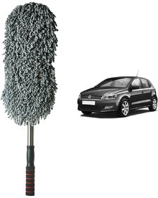 Auto Addict Car Microfibre Duster Brush Mop Car Cleaning Duster Mitt 1pc For Volkswagen Polo