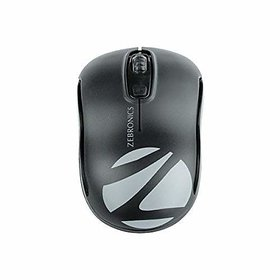 Zebronics. Dash Wireless Optical Mouse 2.4GHz Stable Wireless Connection (Black)